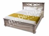 Кровать Торанто из березы