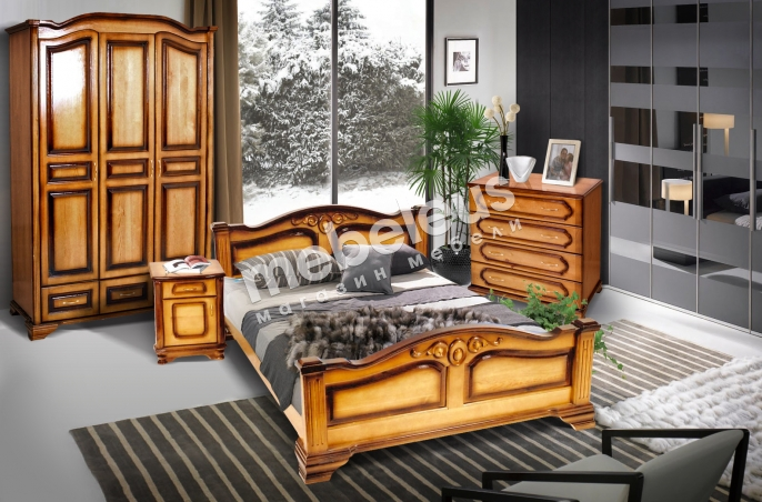 Спальный гарнитур Сова
