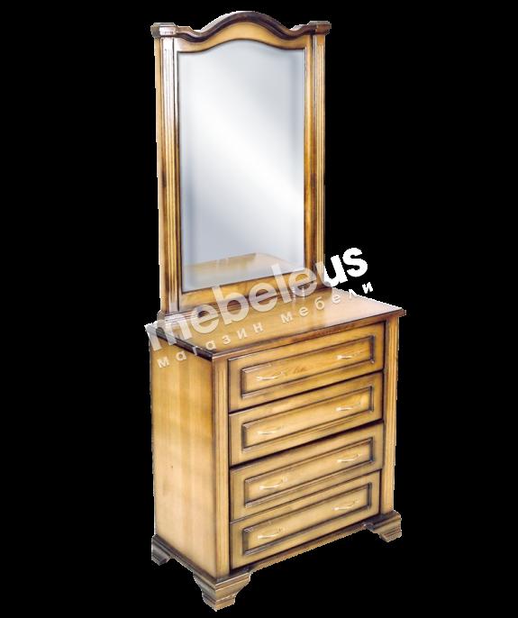 Комод Гармония с зеркалом