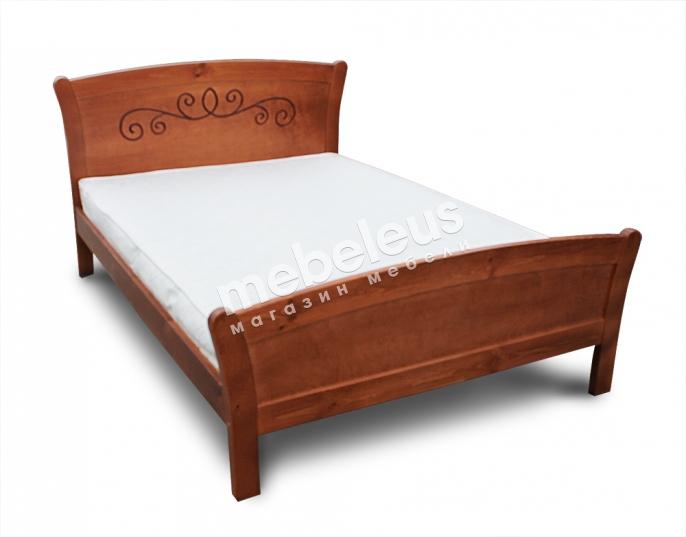 Кровать Анже с матрасом