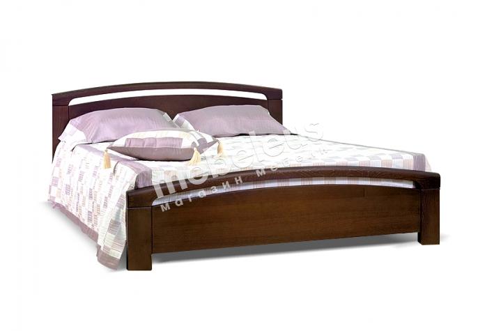 Кровать Лион с матрасом