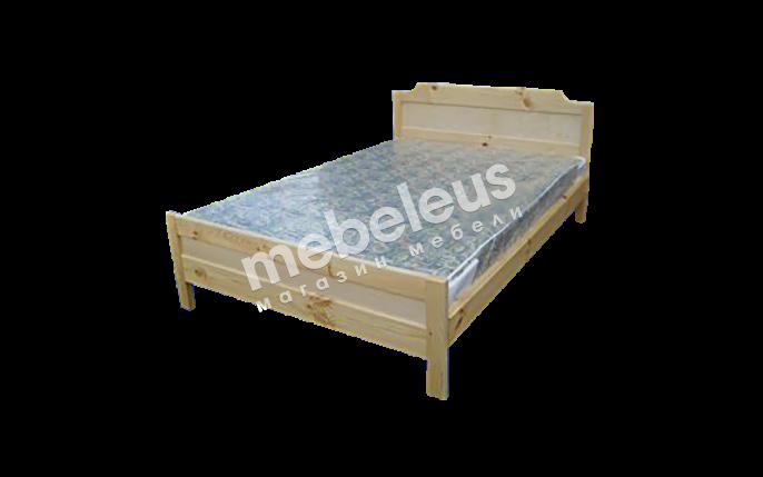 Кровать Дачница №2 с матрасом