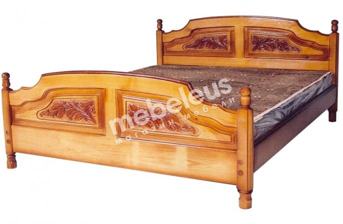 Кровать Ной №3 с матрасом