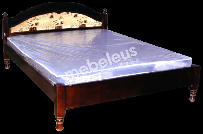 Кровать Мария (тахта с материалом) с матрасом