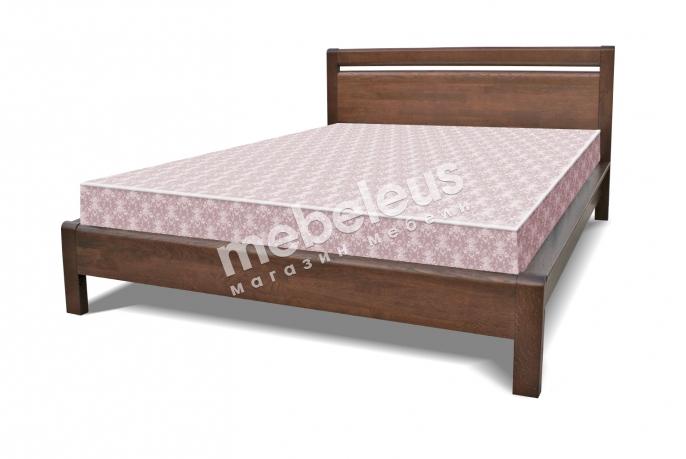 Кровать Шампань из дуба