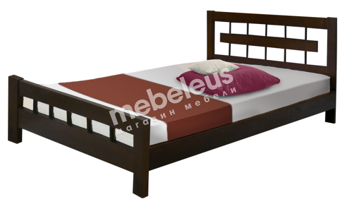 Кровать Александрия с матрасом