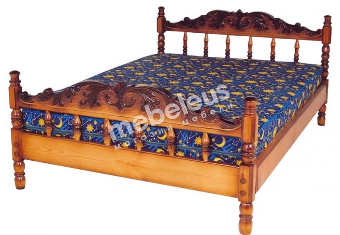 Кровать Точенка №6