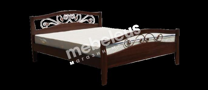 Кровать Мальва (ковка) с матрасом