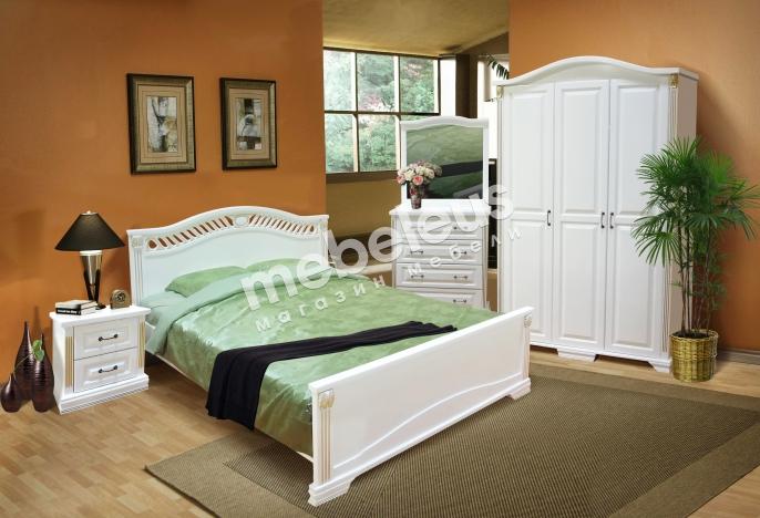 Спальный гарнитур Бордо