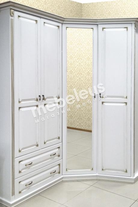 Шкаф угловой Оливия