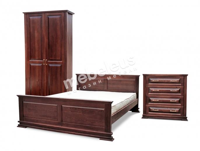 Спальный комплект Венеция с матрасом