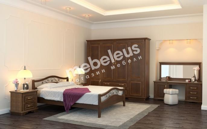 Кровать Санс 3