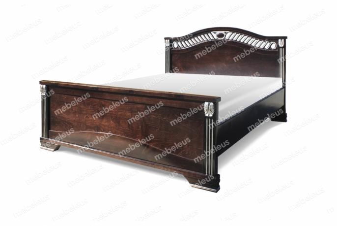 Кровать Бордо с матрасом