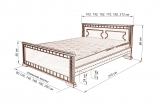 Кровать Палермо