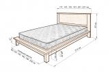 Кровать Канопус
