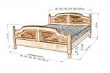 Кровать Ной №3