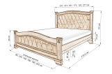Кровать Оранж с матрасом