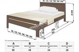 Кровать Китальфа