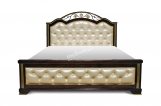 Кровать Нант с мягкой вставкой