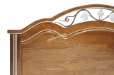Кровать Канны с матрасом