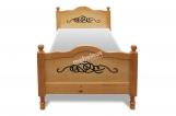 Кровать Сирма с матрасом