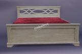 Кровать Колизей из дуба
