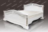 Кровать Мессина из дуба