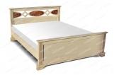 Кровать Павия из дуба